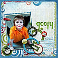 """Goofy"" by Jennifer Hottinger Sloan"
