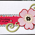 """thinking of you"" card by Judi Van Valkinburgh"