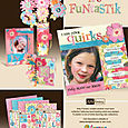Funtastik Collection magazine ad