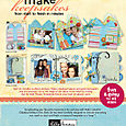 Chipboard Album Kits Advertisement in Canadian Scrapbooker Basics Vol. 3