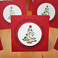 stamped cards by Jennifer Hottinger Sloan