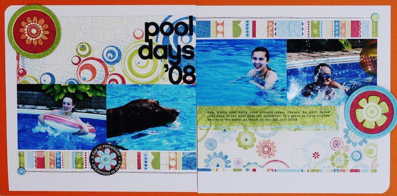 Pool days 08