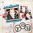 """""""You"""" by Vicki Boutin"""