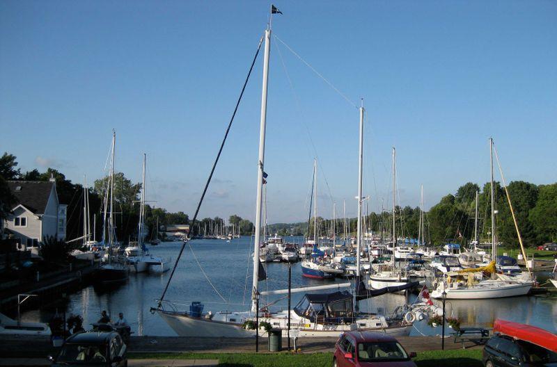 Picton-harbour