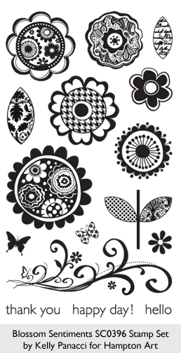 BlossomSentiments_StampSet