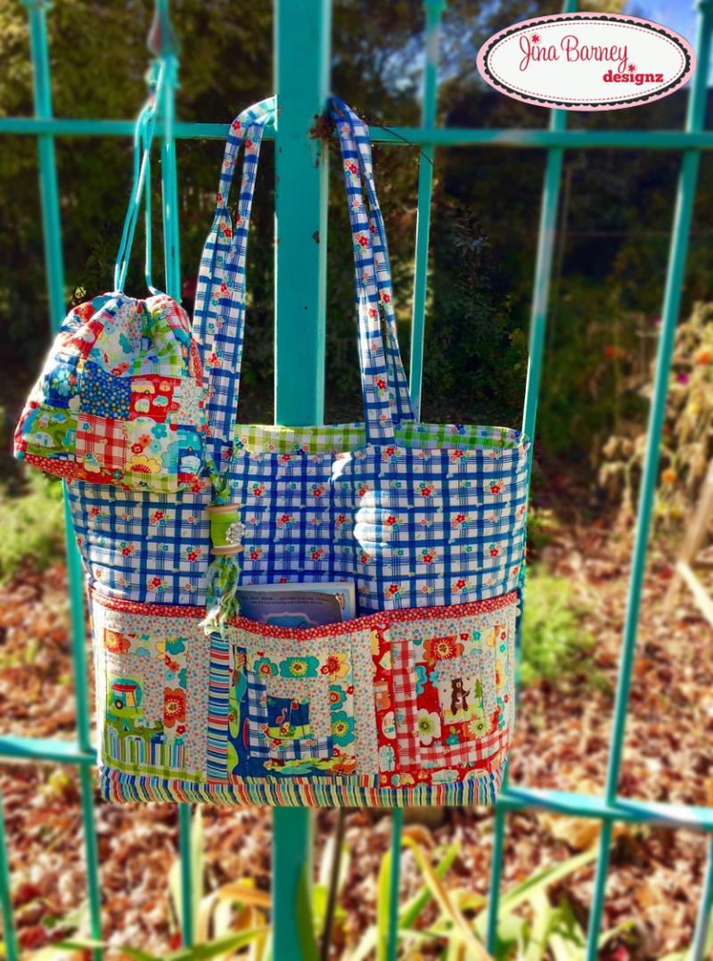 Jina's bags