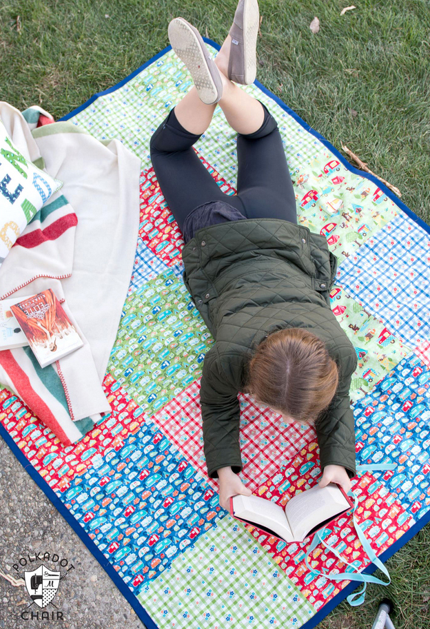 PatchworkPicnicBlanket