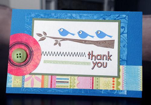"""""""thank you"""" by Vicki Boutin"""
