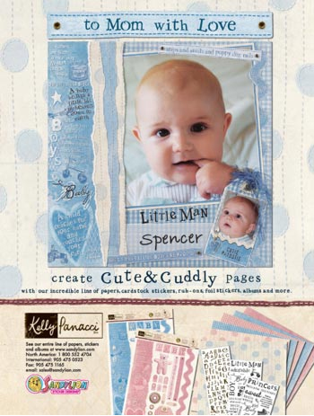 Baby Collection magazine Ad