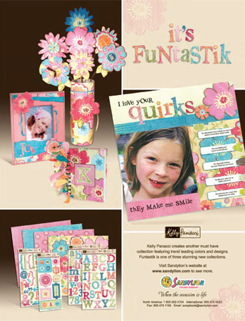 Funtastik Collection magazine ad