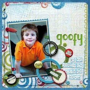 """""""Goofy"""" by Jennifer Hottinger Sloan"""