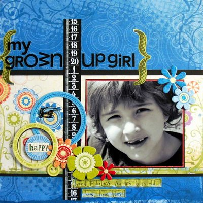My Grown up Girl by Tina Werner