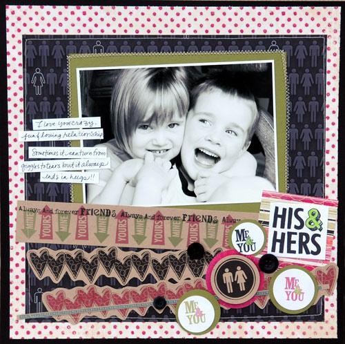 H&H Friends by Vicki Boutin